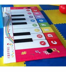 Gioco soft play mod. Pianola