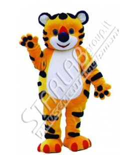 Mascotte Mini Tiger indossabile