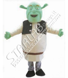 Mascotte Ogre indossabile